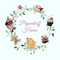 «Pryanikoff home» — домашня кондитерська